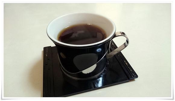 食後のコーヒー@ごはん家まんま