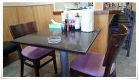 テーブル席@お食事処おかん