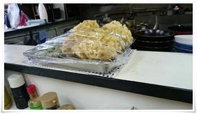 天ぷらの数々@麺処 元気屋