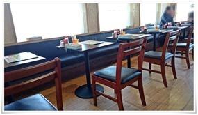 テーブル席@ちゅんちゅん食堂