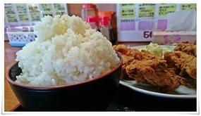 テンコ盛りのご飯@ちゅんちゅん食堂