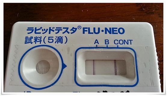 インフルエンザ検査キット