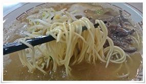 麺アップ@がんこもんラーメン