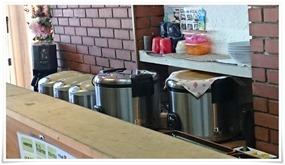 炊飯器の数々@ちゅんちゅん食堂