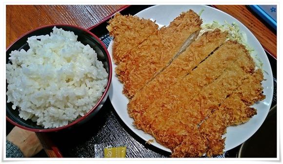 草履チキンカツ@ちゅんちゅん食堂
