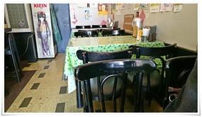 テーブル席@とんかつかつ屋