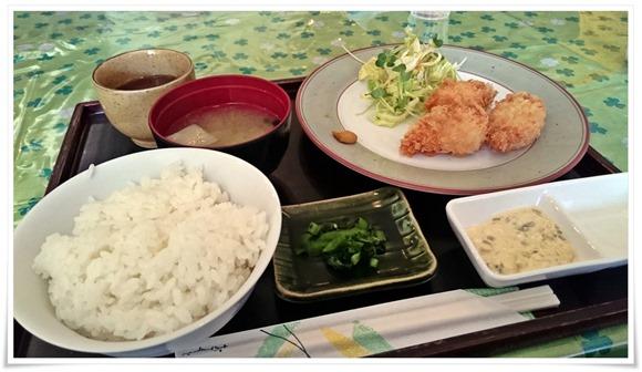 白身フライ定食@とんかつかつ屋