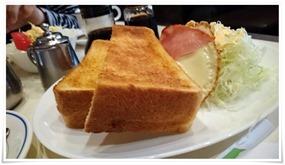 厚切りトースト@軽食&喫茶らんぶる