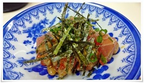 海鮮納豆@こずえ食堂