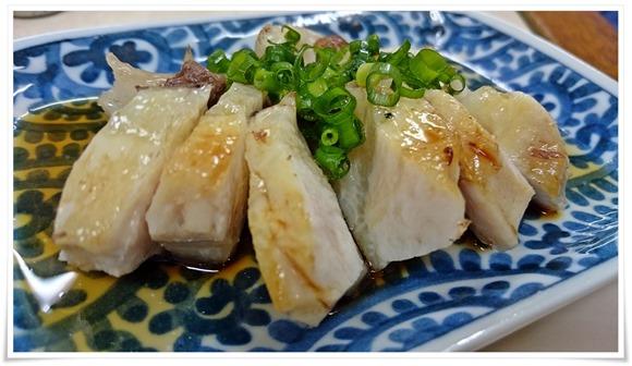 マグロのミノ(胃袋)@こずえ食堂
