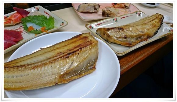 絶品ホッケ@こずえ食堂