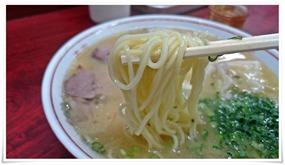 麺アップ@宝龍(ほうりゅう)