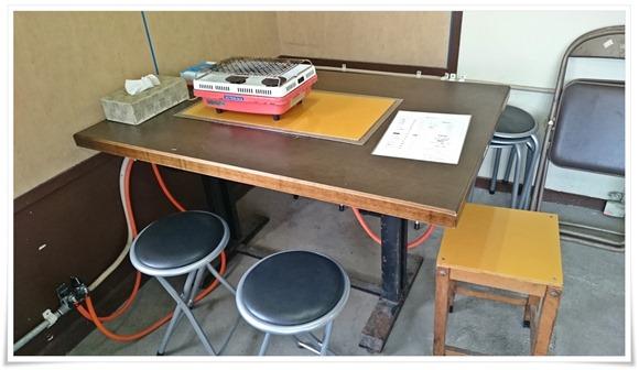 テーブル席@海小屋(うみごや)